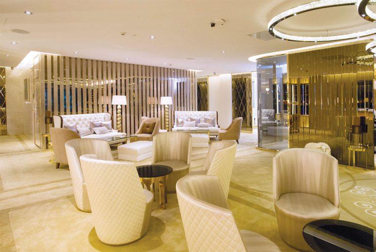 EW Villa Medica Bangkok - Clinic's main reception area
