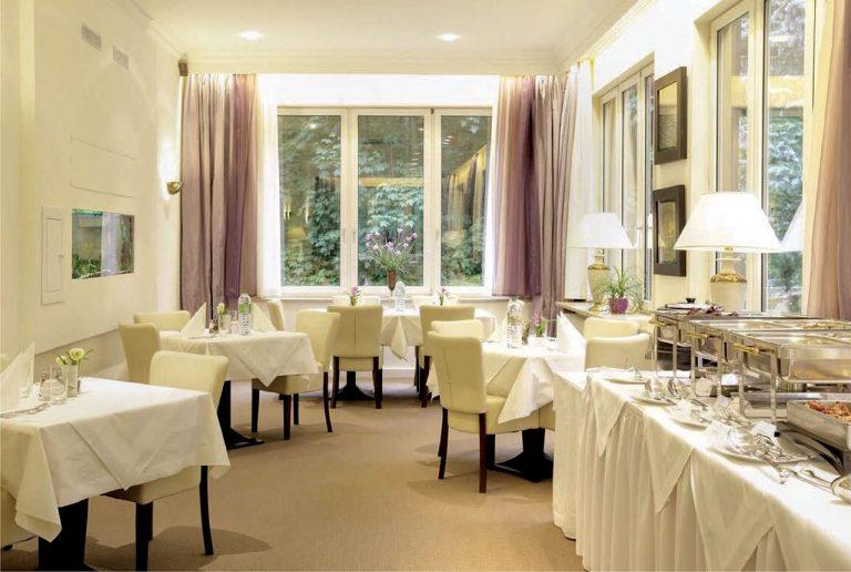 EW Villa Medica Germany - Main Dinning Saloon