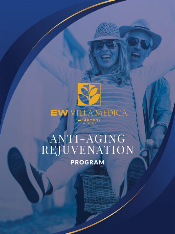 EWVM Anti-Aging & Rejuvenation Program