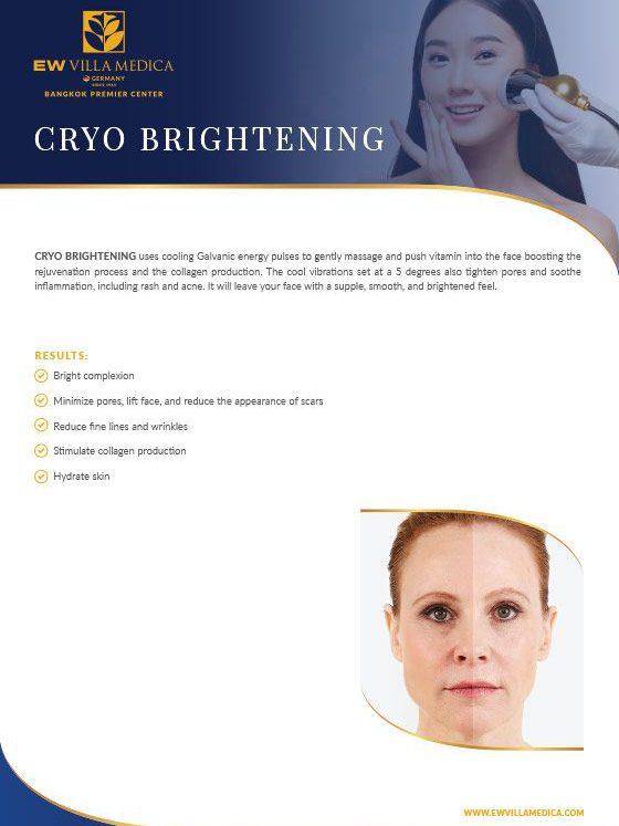 EW Villa Medica - Cryo Brightening